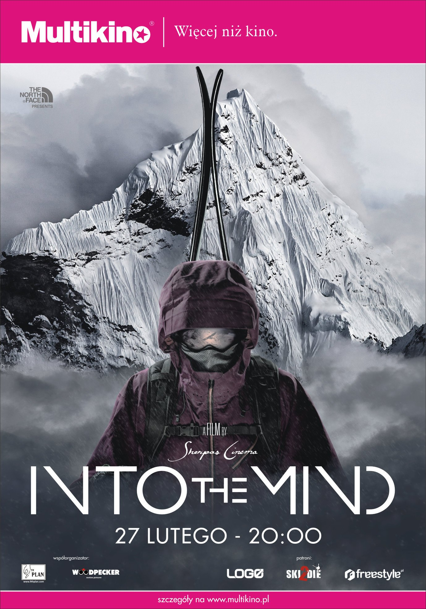 _Into the mind_-plakat