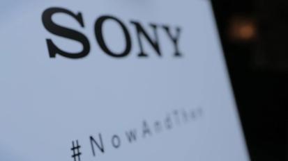 """Konferencja SONY – """"Now&Then"""""""